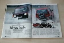 AMS 17633) Land Rover Discovery TDI mit 113PS besser als...?