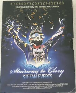 STAIRWAY TO GLORY Stefan Everts Motocross DVD All Regions NEW