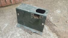 Land Rover Series 2 2A 3 Gearbox Tunnel *(No Overdrive Hole)