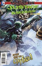 DC COMICS JUSTICE LEAGUE OF AMERICA #11 NEW 52 MARCH 2014 1ST PRINT NM