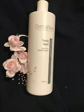 Dermanew Microdermabrasion Toning Agent  Acne & Oil Clarifying System 16fl Oz