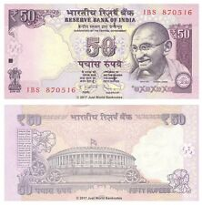 India 50 Rupees 2012 P-104 Banknotes UNC