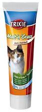 Pet Cat Kitten Additional Food Paste with Malt Grass & Taurine Anti Hairball