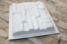 ● 16 pcs. casting molds NEPAL for concrete veneer wall stone stackstone tiles