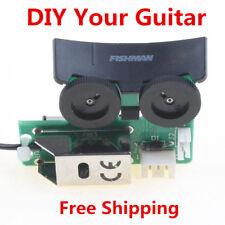 DIY Fishman Acoustic guitar Pickup System Fishman VT1 Tail Nail Pickup EQ