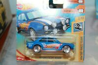 FORD ESCORT RS 1600 RALLY - HOT WHEELS - SCALA 1/55