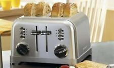 Cuisinart Cpt-180Ss 1800W 4 Slice Toaster - Stainless Steel - Perfect