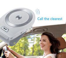 Voiture Bluetooth Kit Mains Libres Haut-Parleur Téléphone Soleil-ombrage