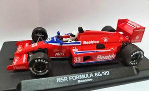 NSR Formula 86/89 Beatrice Nº 33 NSR0194IL