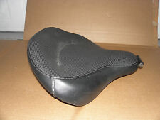 STOCK DRIVER SOLO SEAT harley davidson POLICE ELECTRA GLIDE ROAD KING