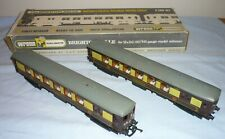 WRENN OO GAUGE SR, 5-BEL BRIGHTON BELL 2 CAR EMU CAR No. 90 & 91 W3006/7 BOXED