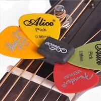 Head Instruments Musical Holder Rubber Guitar Picks Holder With 4 Free Picks