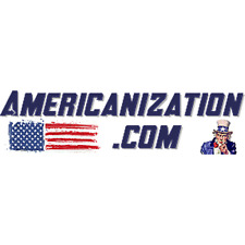 Americanization.com - premium one word dictionary domain name - No Reserve!