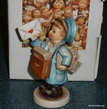 """Postman"" Goebel Hummel Mailman Figurine #119/2/0 TMK7 W/ Box Mothers Day GIFT!"