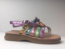 Rachel Size 5 (Toddler) Sandals Multi-Colored