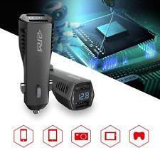 Dual Usb Car Auto Charger 5V 4.8A Phone Adapter Car Voltage Diagnostic