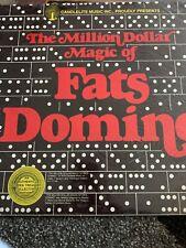 The Million Dollar Magic of Fats Domino Vinyl Lp Collectors Ed. In Shrink EX+