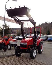 Traktor Schlepper Eurotrack 454E mit 45PS Frontlader Allrad und Straßenzulassung