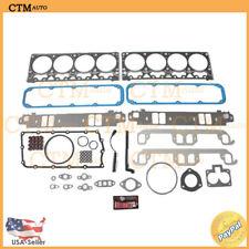 Head Gasket Set Manifold Seals For 98-03 Jeep Dodge 5.9L V8 OHV VIN Z Graphite