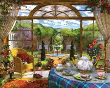 Springbok's 1000 Piece Jigsaw Puzzle The Conservatory