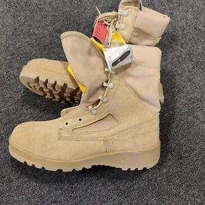 BRITISH ARMY BELLEVILLE DESERT BOOTS - NEW BOOTS - SIZE UK 7.0 REG WIDTH