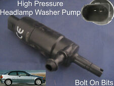 Headlamp/Headlight Washer Spray Cleaning Pump BMW 3 Series Compact 1996 to 2000