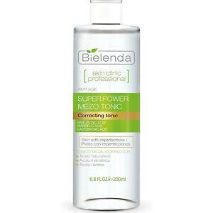 Bielenda Skin Clinic Professional Mandelic Acid Correcting Face Toner 200ml