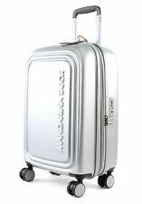 MANDARINA DUCK Logoduck + Trolley Trolley Tasche Silver Silber