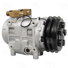 A/C Compressor-New Compressor 4 Seasons 68704