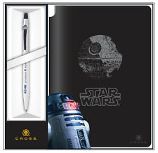 Cross Star Wars R2D2 Click Gel Pen with Journal Gift Box (AT0625SD-24/1)