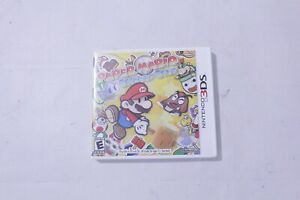 Paper Mario Sticker Star Nintendo 3DS Replacement Case & Cover Art NO GAME DISC