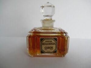Bellodgia von Caron Reines Parfum 7,5 ml Glastop Vintage