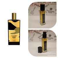 Memo Paris Italian Leather - 17ml/0.57oz Extract based Eau de Parfum, Spray