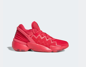Adidas D.O.N Issue #2 2 Crayola Crayon Power Pink Red Donovan Mitchell DON FV896