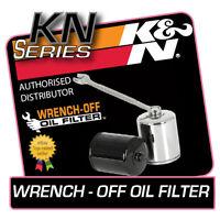 KN-204 K&N OIL FILTER fits KAWASAKI ZX6R NINJA 636 2003-2006