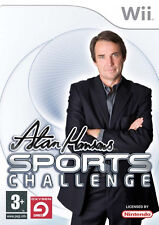 Alan Hansen's Sports Challenge Nintendo Wii 3 Entertainment Game