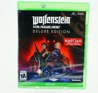 Wolfenstein Youngblood Deluxe Edition: Xbox One [Brand New]