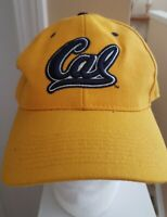Cal Bears California  NCAA Stretch Fitted 7 5/8 Original Lids Hat Cap by Zephyr