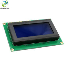 5V LCD 1604 16x4 Character LCD Display Module LCM Blue Blacklight  For Arduino