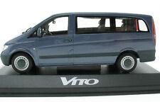 MINICHAMPS - Mercedes-Benz VITO - luganograu - 1:43 in OVP / Box - B67871201
