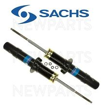 Set of Two Front Suspension Struts Assemblies Sachs for Chrysler Dodge Plymouth