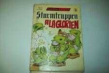EUREKA POCKET 71 BONVI STURMTRUPPEN A LA GLORIEN EDITORIALE CORNO 1982 1&OTTIMO!