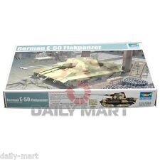 Trumpeter 1/35 01537 German E-50 Flakpanzer Model Kit
