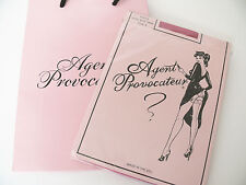 AGENT PROVOCATEUR EUROPA MICRONET HOLD UP FUSCHIA  SIZE A /1/ SMALL