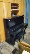 Klavier schwarz gebraucht