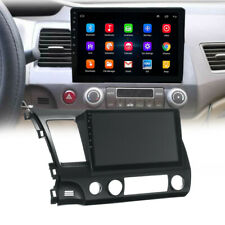 """10.1"""" Android 9.1 Car Radio Stereo MP5 Player Wifi GPS For Honda Civic 2006-2011"""