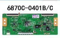 "LG 47"" 47LM4700-UE 6870C-0401B 2753S LED LCD T-Con Control Timing Board Unit"