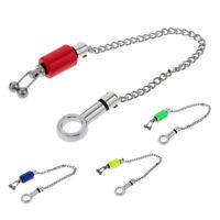 4 Pieces Slim Line Carp Fishing Indicator, Bite Alarm Chains Fishing
