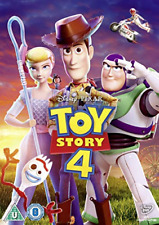 Toy Story 4  DVD New 2019   [Mega Sale]