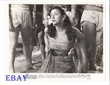 Vera Ralston sexy VINTAGE Photo Fair Wind To Java